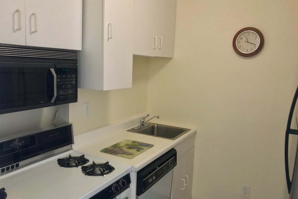 One Bedroom Condo near Journal Square PATH Station.