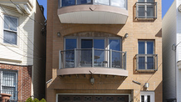 Beautiful 3 bedrooms 2 full baths condo 3 blocks to JSQ PATH Station.