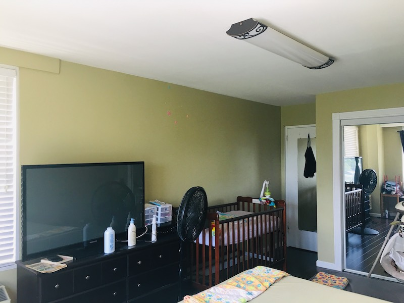 Renovated one bedroom near path