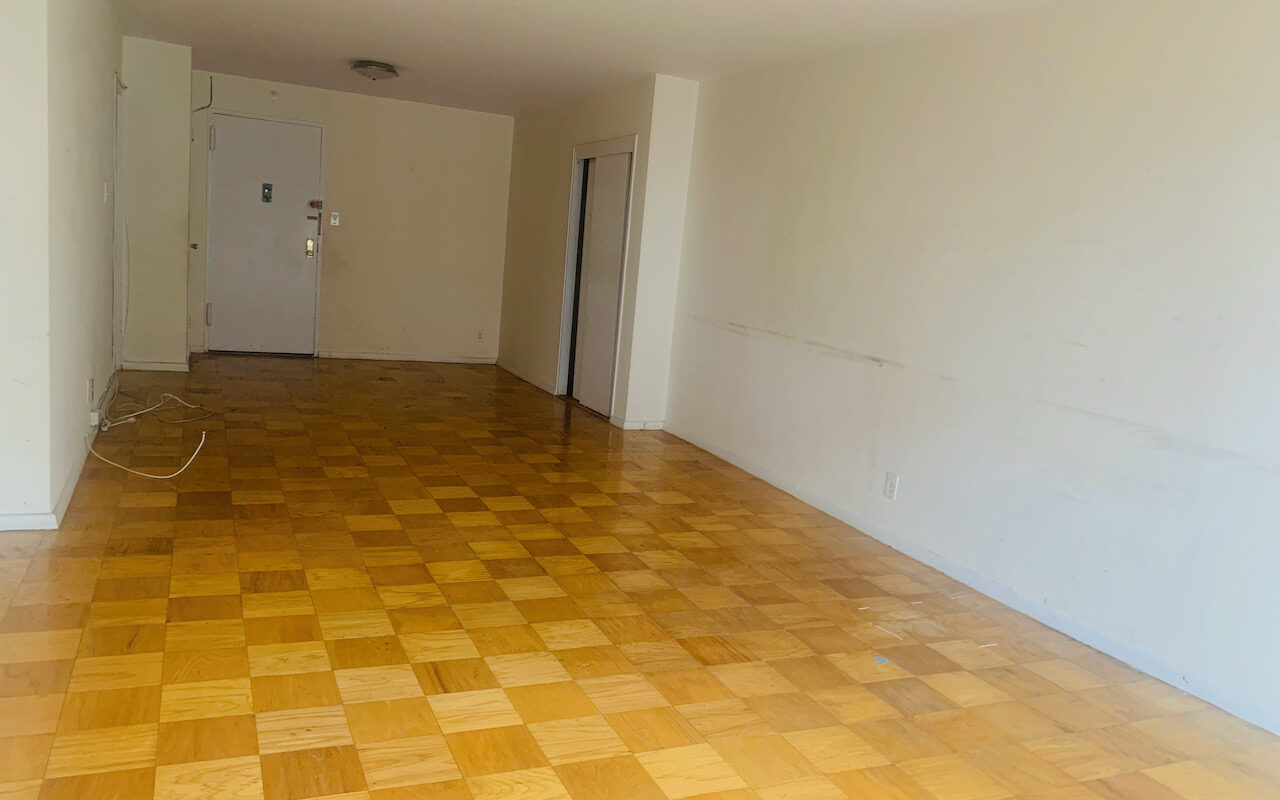 Huge one bedroom with terrace near JSQ PATH Station